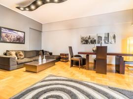 Hotel photo: Kallithea Three-Bedroom Apartment