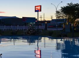 Hotel fotoğraf: Cleveland Thermal Motel