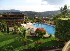 Hotel photo: Rubangura Luxury Apartments