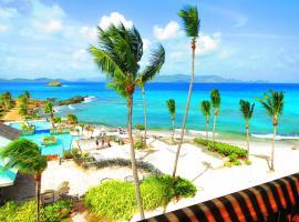 Hotel photo: Luxury Beachfront Duplex Villa NO HURRICANE DAMAGE IV