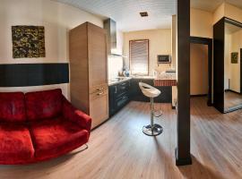 Ξενοδοχείο φωτογραφία: Apartments Lesnoy Dvor