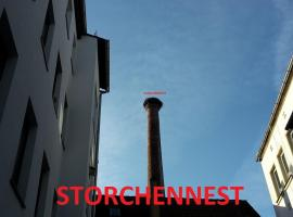 A picture of the hotel: Storchennest