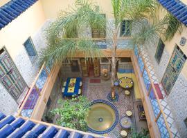 Hotel photo: Riad Zara Maison d'Hôtes