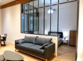 Ξενοδοχείο φωτογραφία: Hyper centre : Appartement Déco Atelier ou Studio Mezzanine