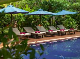 Hotel photo: Reveal Courtyard in Reveal Angkor