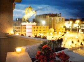 Hotel photo: Skopje City Square View
