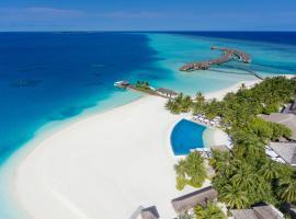 Hotel near Maldivene