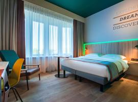Hotel photo: Park Inn By Radisson Brussels Airport