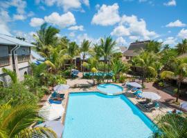 Hotel photo: Le Palmiste Resort & Spa