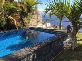 Хотел снимка: Chalet Con Vistas Y Piscina Privada