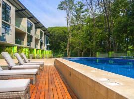Хотел снимка: San Jose Corporate Stays Arborea Flats Suites