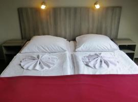 A picture of the hotel: Hotel Rehberge Berlin Mitte