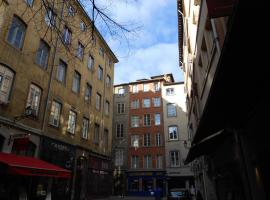 A picture of the hotel: Old Downtown Lyon
