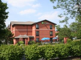 A picture of the hotel: Extended Stay America - Cleveland - Middleburg Heights