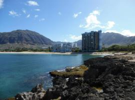 Hotel photo: Makaha Beach Cabanas Penthouse