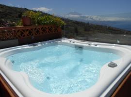 Хотел снимка: Tenerife Sauzal Teide Y Mar