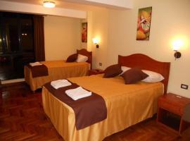 Gambaran Hotel: Hostal Khuyay