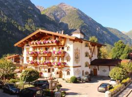 Hotel photo: Naturparkhotel Ober-Lechtalerhof