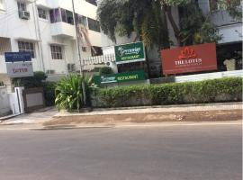 A picture of the hotel: The Lotus Apartment Hotel, Venkatraman Street