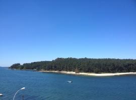 Hotel Photo: Apto. con terraza y vistas al mar