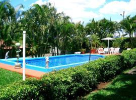 Хотел снимка: Hotel Los Alemanes