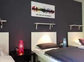 Hotel Foto: Arena City Apartment Buer