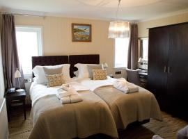 Hotel near Falkland Islands