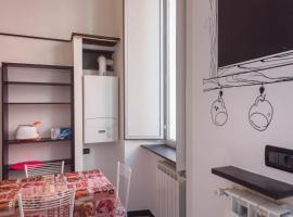 酒店照片: GenovaHost - Appartamento low-cost Mascherona