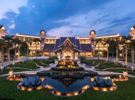 A picture of the hotel: Sheraton Grand Xishuangbanna Hotel