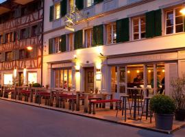 Hotel photo: Hotel Restaurant Stern Luzern