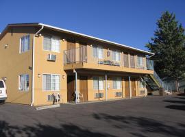 Hotel photo: Heritage House Motel