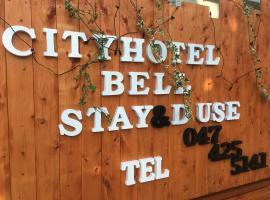 Hotel photo: City Hotel Bell