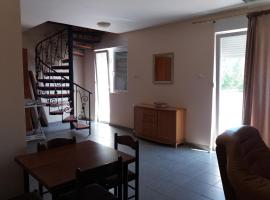 Hotel kuvat: Duplex apartment Baošići