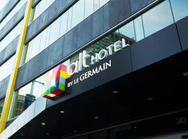Hotel near Winnipeg