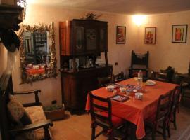 होटल की एक तस्वीर: Bed & Breakfast Triora Medievale
