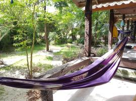 A picture of the hotel: Bamboo Bungalow - Thong Nai Pan Yai