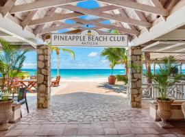 Hotel photo: Pineapple Beach Club - All Inclusive