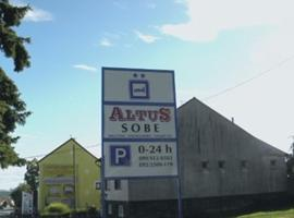 Hotel near Вировитица