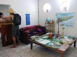Hotel near East Timor