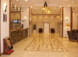A picture of the hotel: Al Fakhamah Al Masiyah Furnished Units
