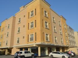 Hotel near Dhahran