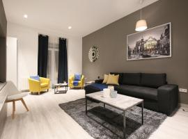 A picture of the hotel: Luxury Suite - Prime Location
