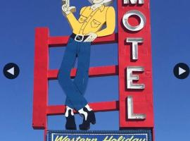A picture of the hotel: Western Holiday Motel
