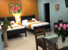 A picture of the hotel: Casa las Flores