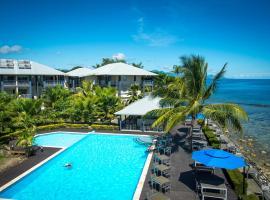 Hotel near Honiara
