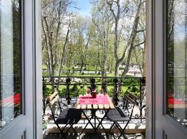 Hotel photo: Apartment Pavilion Zrinjevac