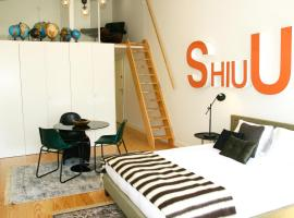 Hotel photo: Oporto Chic&Cozy - Almada