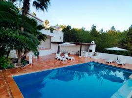 Фотографія готелю: Villa Can Furnet Ibiza