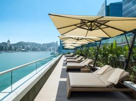 Hotel photo: Kerry Hotel, Hong Kong