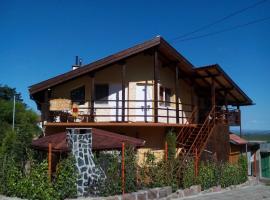 Hotel near Belogradtsjik